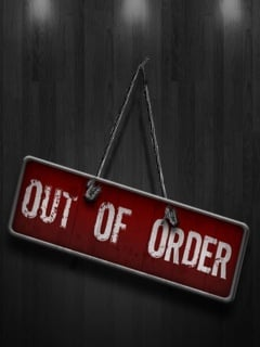 Out Of Order Mobile Wallpaper
