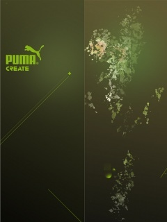 Puma Creative Mobile Wallpaper