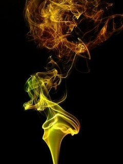 Animated Smoke Mobile Wallpaper