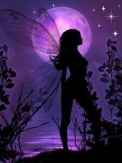 Beautiful Fairy Mobile Wallpaper