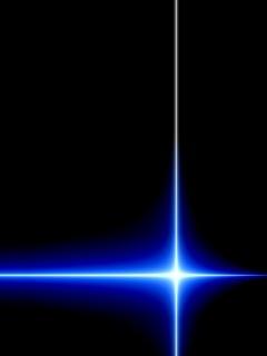 Blue Cross Mobile Wallpaper