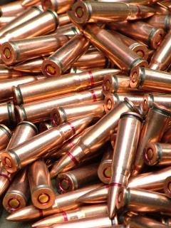 Bullets Mobile Wallpaper
