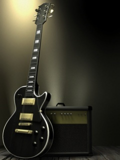 Les Paul Mobile Wallpaper