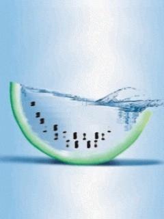 Water Melon Mobile Wallpaper