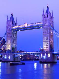Tower Bridge Mobile Wallpaper