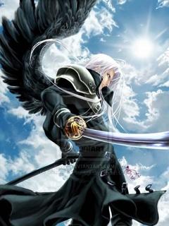 Sephiroth Mobile Wallpaper