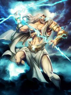 Zeus Mobile Wallpaper