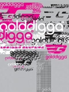 Gold Digga Mobile Wallpaper