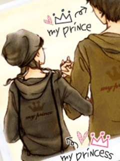 My Prince And Drince Mobile Wallpaper