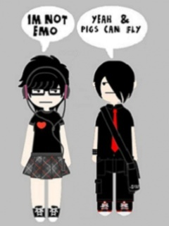 Emo Mobile Wallpaper