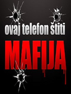 Mafija Mobile Wallpaper