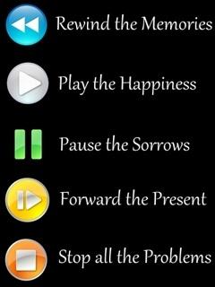 Life Button Mobile Wallpaper