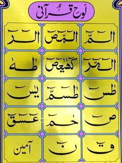 Loh - E- Quran Mobile Wallpaper