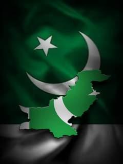 Green Pakistan Mobile Wallpaper