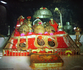 Mata Vaishno Devi Mobile Wallpaper