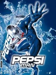 Pepsi Man Mobile Wallpaper