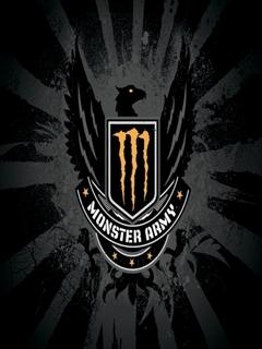Monster Army Mobile Wallpaper