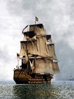 Ship Mobile Wallpaper