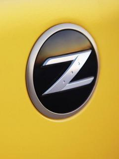 Z Logo Mobile Wallpaper