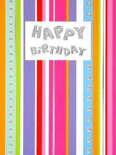Happy Birthday Mobile Wallpaper
