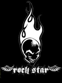Rock Star Mobile Wallpaper