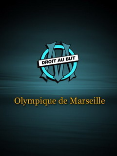 Olympique Marseille Mobile Wallpaper