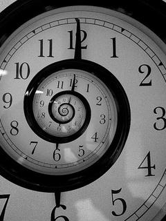 Clock Mobile Wallpaper