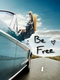 Be Free Mobile Wallpaper