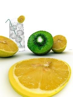 Lemon Mobile Wallpaper
