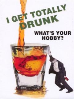 Totally Drunk Mobile Wallpaper