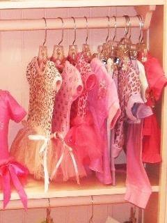 Pink Baby Dresses Mobile Wallpaper