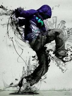 Dancer Boy Mobile Wallpaper