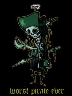 Worst Pirate Mobile Wallpaper