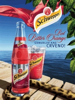 Schweppes Mobile Wallpaper