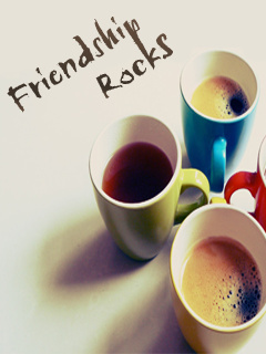 Friendship Rocks Mobile Wallpaper