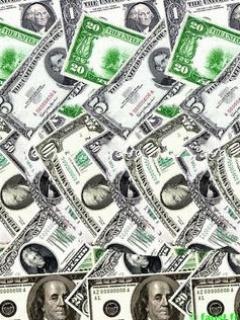 Dollars Mobile Wallpaper