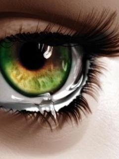 Awesome Eye Mobile Wallpaper