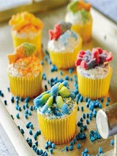 Cupcakes Mobile Wallpaper