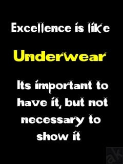 Underwear Mobile Wallpaper