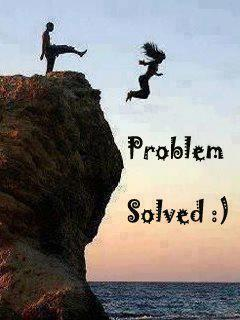 Problem Solved Mobile Wallpaper