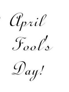 April Fool's Day Mobile Wallpaper