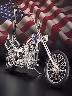 American Bike Mobile Wallpaper