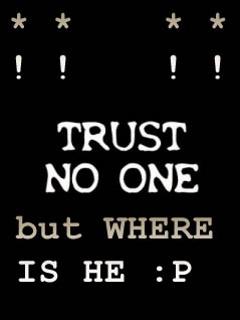 Trust Mobile Wallpaper