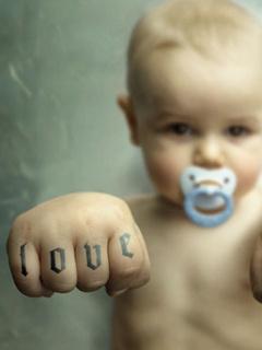 Amazing Baby Mobile Wallpaper
