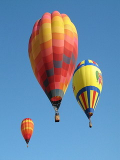 Colors Balloons Mobile Wallpaper