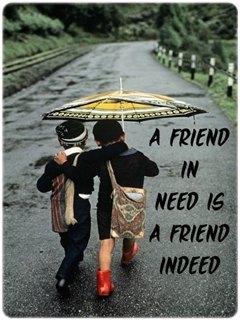 Friendship Mobile Wallpaper