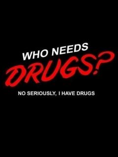 Drugs Mobile Wallpaper