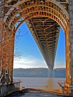 Bridge Ground Mobile Wallpaper