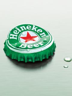 Heineken Beer Mobile Wallpaper