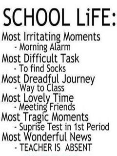 School Life Mobile Wallpaper